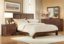 Modus Furniture Meadow Bedroom Set