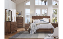Modus Furniture Ocean Bedroom Set