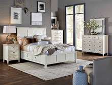 Modus Furniture Paragon Storage Bedroom Set