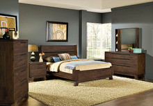 Modus Furniture Portland Bedroom Set