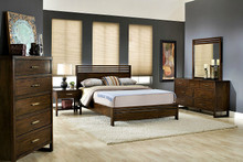 Modus Furniture Uptown Bedroom Set