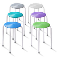 HotelSpa® Soft Touch Slip-Free All Purpose Shower Chair