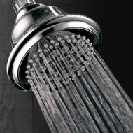 DreamSpa® High-Power Ultra-Luxury Shower Head / 7 Settings / Premium Chrome Finish / High-Fashion Bell Design