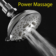 Hotel Spa® French Designer Collection 7-Setting Fixed Shower Head (Chrome)
