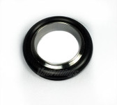 NW 25 Centering Ring, Viton®, Stainless Steel