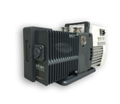 NEW! Pfeiffer / Adixen 2010C1 6.8 CFM CHEMICAL SERIES Two-Stage Rotary Vane Vacuum Pump
