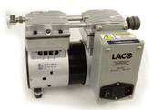 LACO UN-200V, Dry Piston Vacuum pump (7 CFM)