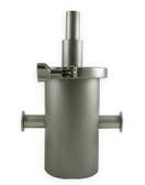 "LNT4100K - 4"" Inline Liquid Nitrogen Trap, NW25"