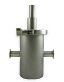"LNT4150K - 4"" Inline Liquid Nitrogen Trap, NW40"