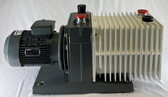 ADIXEN 2063 SD PASCAL ROTARY VANE VACUUM PUMP, REFERBISHED LIKE NEW!!