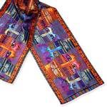 Laurel Burch Silk Scarf