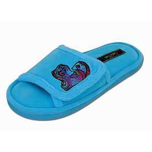 """Laurel Burch Slippers """"Aquatic Mares"""" Horse - LB1080"""