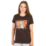 "Laurel Burch 2011 Tee Shirt ""Moroccan Mares"" - LBT021"