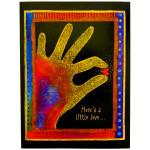 Laurel Burch Little Love Card LTG10874