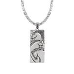 Wild Stallions Horse Laurel Burch Necklace 5057