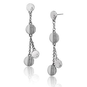 Gypsy Drop Laurel Burch Earrings 6142