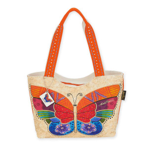 Laurel Burch Flutterbye Medium Tote LB5672