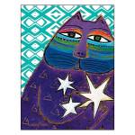Laurel Burch Shines Like You Stellar Birthday Card BDG17045