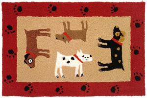Four Friends Dogs - Floor Rug JB-SPM037