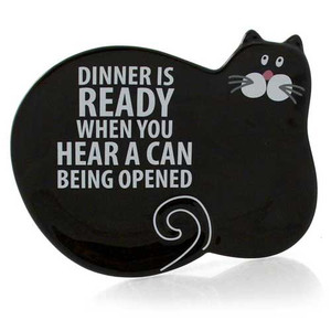 Cat Spoonrest Dinner Is Ready 4037141