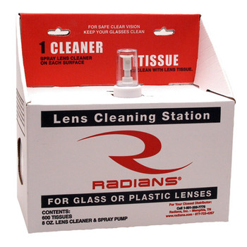 LCS080600 Small Cleaning Station 8oz. Solution/600 Tissues