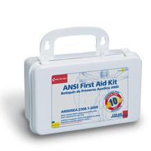 238-AN Bulk First Aid Kit, ANSI - 10 Person
