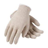 Standard Weight Seamless Knit Cotton / Polyester Glove - 7 Gauge (Per DZ)