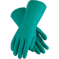 Assurance® Unsupported Nitrile, Flock Lined with Raised Diamond Grip - 15 Mil (Per DZ)