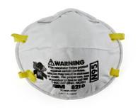 3M™ Particulate Respirator 8210, N95 (Per CS)