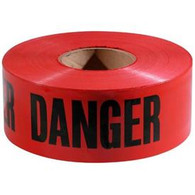 DANGER BARRICADE TAPE