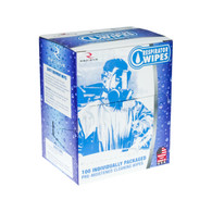 Alcohol Respirator Wipes (Per BX)