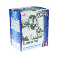 Alcohol-Free Respirator Wipes (Per BX)