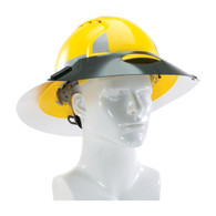 Sun Shade Extensions for Full Brim Hard Hats