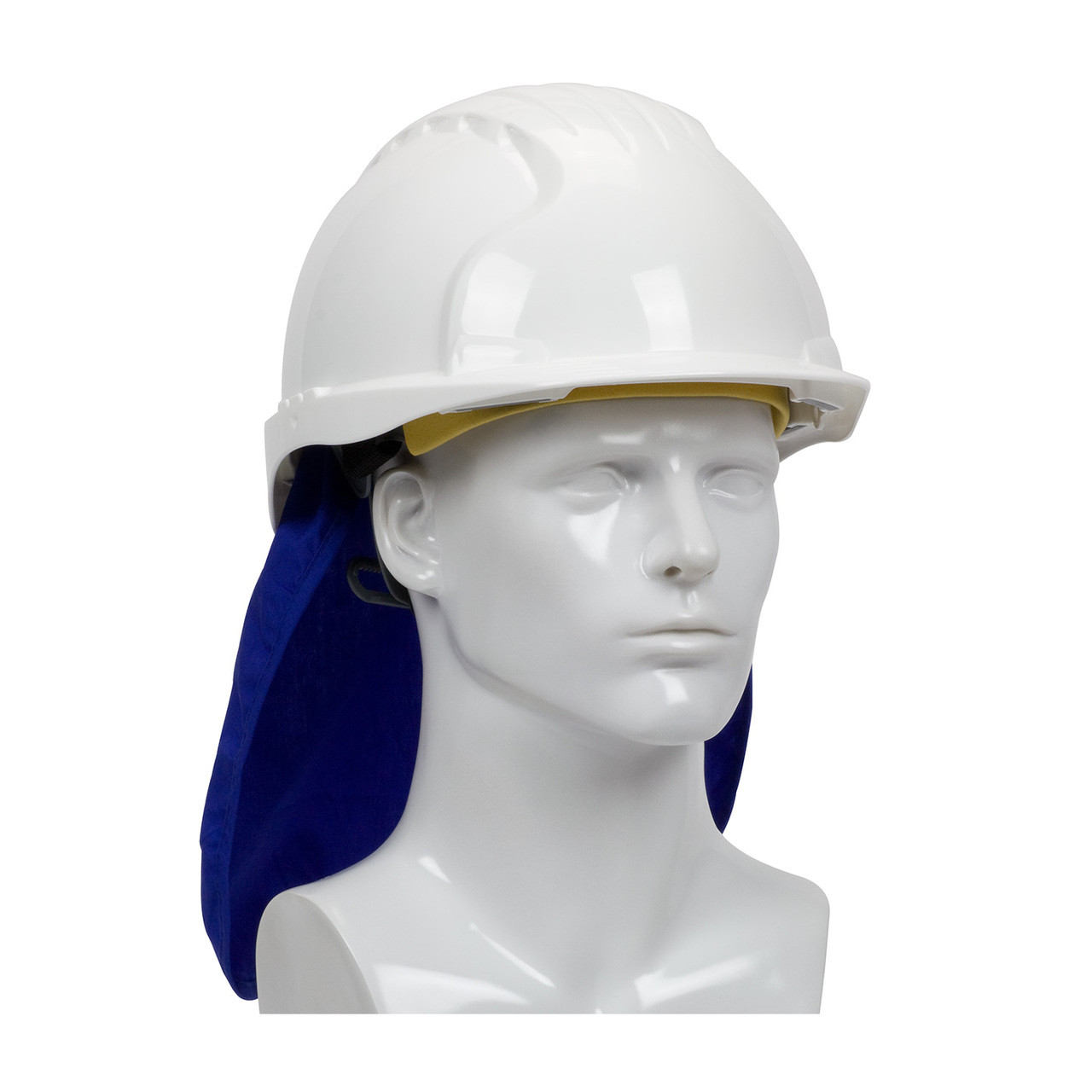 b6a238e28ad28 EZ-Cool® Evaporative Cooling Hard Hat Pad with Neck Shade - BBL Safety