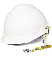 Hard Hat Coil Tether (Per PK)