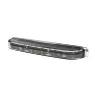 ED5051AW DUAL COLOR LED 12-24VDC 3 MOUNTING OPTIONS AMBER/WHITE