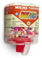 SparkPlugs® PlugStation® Earplugs, Uncorded NRR 33dB