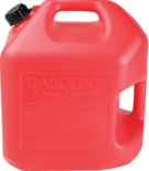 5 Gallon Gas Can with spout
