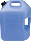 6 Gallon Water Can