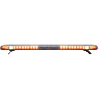 "Justice Lightbar, Amber, 50"" or 56"""