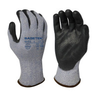 Basetek Polyurethane Coated Palm Glove Cut A6 (Per DZ)