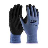 G-Tek GP Knit Nylon Glove with Nitrile Coated Palm (Per DZ)