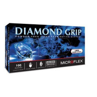 Diamond Grip Latex Gloves