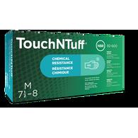 TouchNTuff Green Nitrile Glove (Per BX)