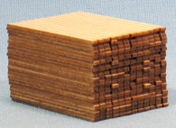 Single Stack - 12 boards wide by 24 boards high.