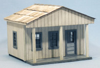 Woody's Lumber Yard - Office
