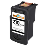 Canon PG-210 (2974B001) Black Ink Cartridge (Remanufactured)