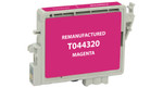 Epson T0443 (T044320) Magenta Ink Cartridge (Remanufactured)