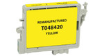 Epson T0484 (T048420) Yellow Ink Cartridge (Remanufactured)