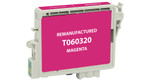 Epson T0603 (T060320) Magenta Ink Cartridge (Remanufactured)